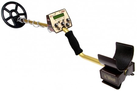 Tesoro Cortes metalldetektor
