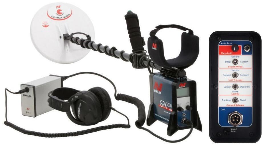 قیمت دستگاه فلزیاب Gpx 5000