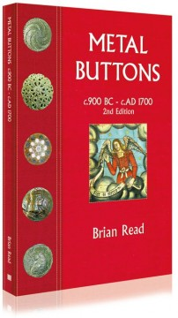 Metal Buttons c.900 BC – c.AD 1700